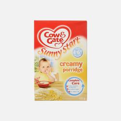 【包邮包税】英国直邮牛栏Cow & Gate米粉米糊奶油味 4-6个月 125g*2盒