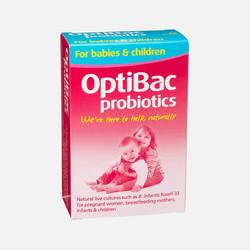 【包邮包税】英国直邮Optibac probiotics婴幼儿益生菌 30袋*2