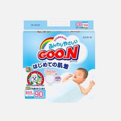 日本直邮 大王尿不湿维E系列 新生儿用 90片 预售商品5~10工作日发货