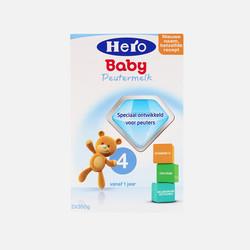 【包邮包税】荷兰Hero Baby美素奶粉4段(12-24个月宝宝)700g 有效期到2018-06-28