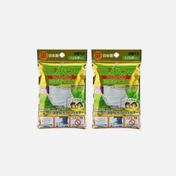 【包邮包税2包装】日本KOWA三次元高密着口罩PM2.5防尘防雾霾5枚 儿童款