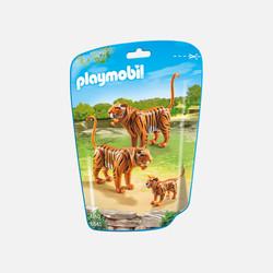 新加坡直邮【包邮包税】摩比Playmobil 老虎家族