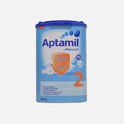 【包邮包税2罐装】德国直邮爱他美Aptamil奶粉2段800g