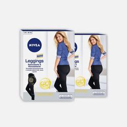 法国直邮【包邮包税】Nivea妮维雅 塑身瘦腿裤 S-M/40-44(两盒装)