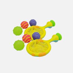 美国直邮包邮包税Munchkin麦肯齐 网球拍洗澡玩具  2套装
