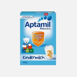 【包邮包税4盒装】德国直邮爱他美Aptamil奶粉2+段600g