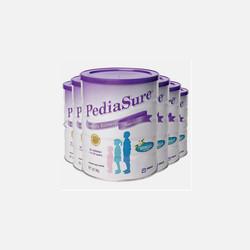 澳洲直邮【包邮包税】PediaSure雅培小安素 儿童成长奶粉 1-10岁 850g*6罐
